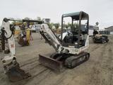 2003 Bobcat 325D Mini-Hydraulic Excavator,