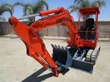 Takeuchi TB135 Mini-Hydraulic Excavator,