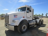 2000 Kenworth T800 T/A Heavy Haul Truck Tractor,