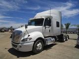 2012 International Prostar T/A Truck Tractor,