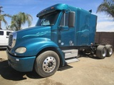 2010 Freightliner Columbia 112 T/A Truck Tractor,
