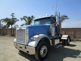 2006 Freightliner Classic 120 S/A Truck Tractor,