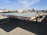 Trailmobile S/A Flatbed Trailer,