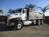 2013 Caterpillar CT660 Super-10 Dump Truck,
