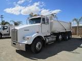Kenworth T800 Super-10 Dump Truck,