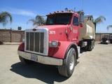 2007 Peterbilt 357 Strong Arm Dump Truck,