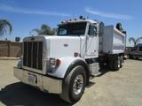 2004 Peterbilt 357 Strong Arm Dump Truck,