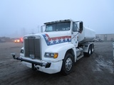 Freightliner FLD120 T/A Water Truck,