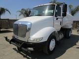 2012 International 8600 S/A Water Truck,