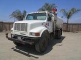 International 4800 S/A Water Truck,