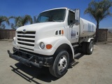 Sterling L7501 S/A Water Truck,