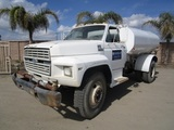 Ford F700 S/A Water Truck,