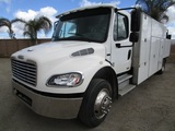 2003 Freightliner M2 Business Class S/A Saw Truck,