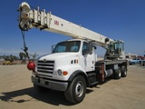 2003 Sterling LT7500 T/A Crane Truck,