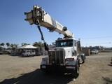 Peterbilt 378 T/A Crane Truck Tractor,