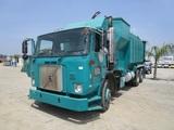 Volvo WXR COE T/A Trash Truck,