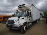 2013 International Durastar S/A Reefer Truck,
