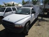 2003 Dodge Dakota Reefer Truck,