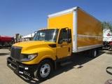 2015 International Terrastar S/A Van Truck,