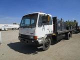 Mitsubishi Fuso COE S/A Fuel & Lube Truck,