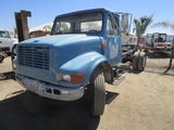 International 4700 S/A Cab & Chassis,