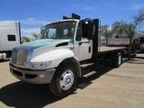 2012 International 4300 Roll Back Truck,