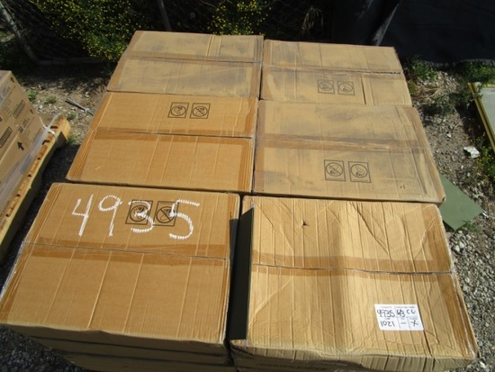 (24) Boxes Of 3-Tab File Folders