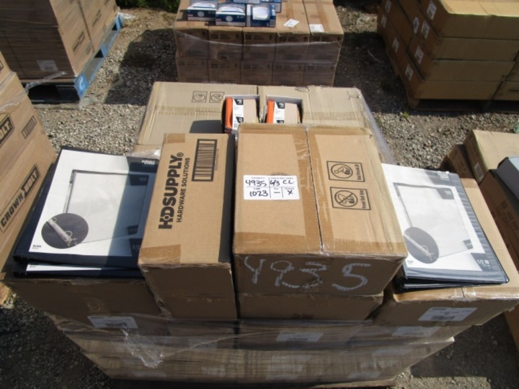 (27) Boxes Of Durable Binder & Notebook Kits