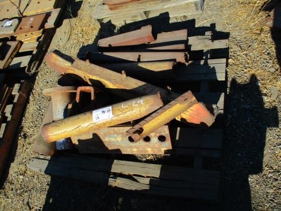 Lot Of Misc Scrap Metal & Pipe
