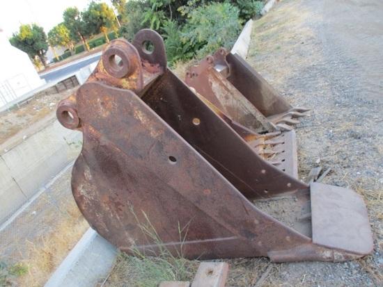 """21"""" Excavator Tooth Bucket"""