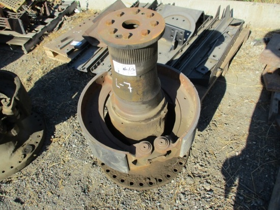 637D Front Wheel Spindle Housing