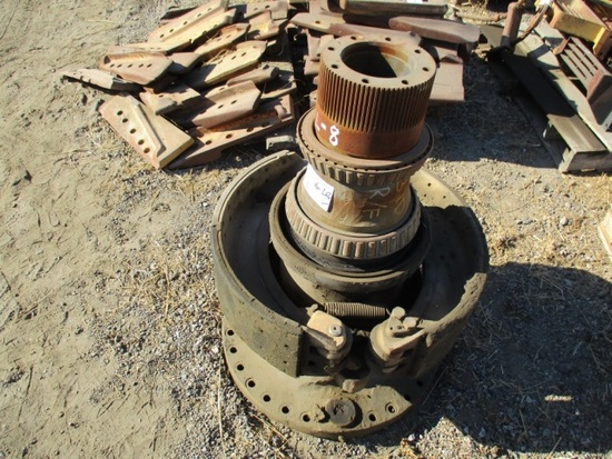637D Wheel Spindle Housing