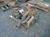 Lot Of Dozer Shank Guards
