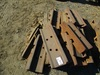 Lot Metal Dozer Track Shoes