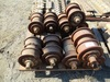 Lot Of D10 Track Rollers