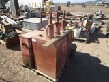 (5) Fuel Tanks W/(3) Hand Pumps