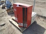 (2) Metal Tool Boxes