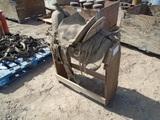 Old Horse Saddle