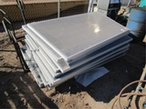 Lot Of (18) Solar Panels,