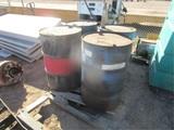 (4) 55-Gallon Barrels