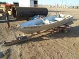 LongC S/A Boat Trailer,