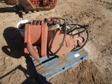 Pallet Of Misc Chain, McKissick Block/Hook,