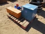 Keen Oven Welding Rod Enclosure,