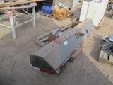 8' Wide Heavy Duty Rear End Bumper