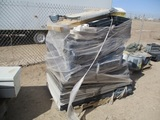 Pallet Of Plastic Shelveing