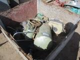 (6) Misc Well Pumps & 10 Gallon Air Compressor