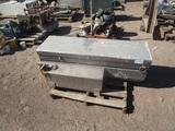 Custom Made Fuel Tank W/Tool Box