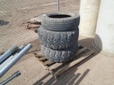 (3) Misc Equipment Tires
