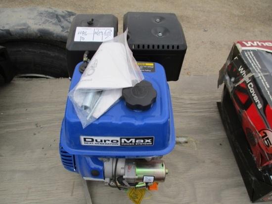 Duromax 18hp Gas Engine