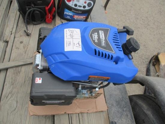 Duromax 196cc Gas Engine